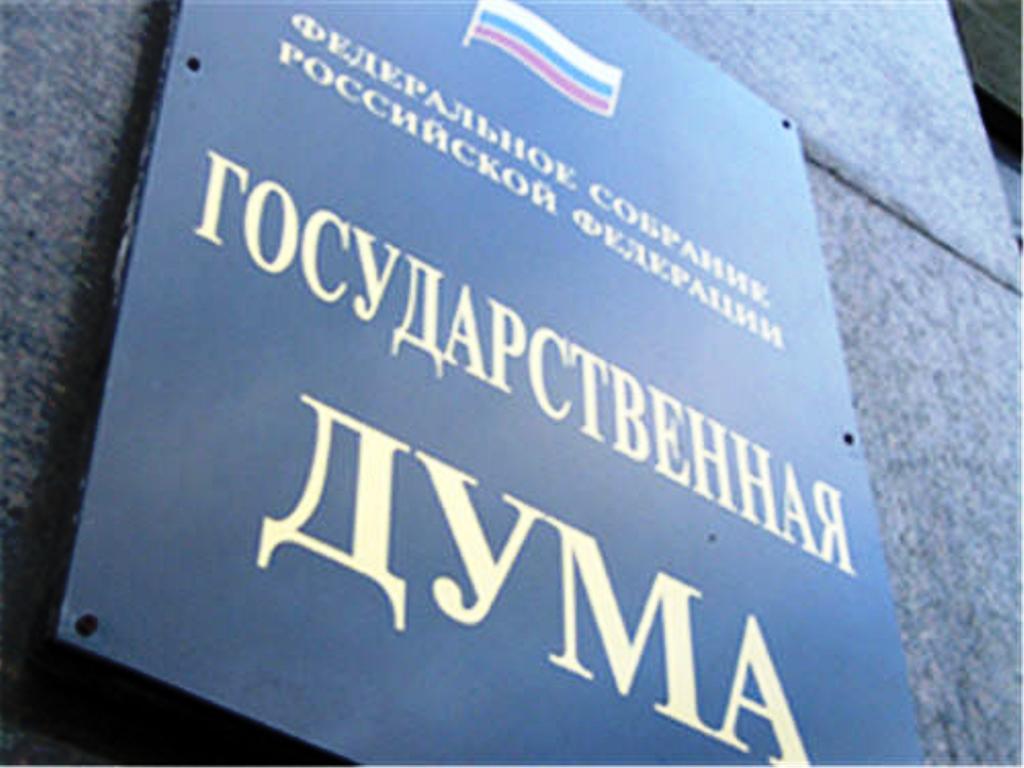 В Госдуме прошли парламентские слушания по социальной деятельности
