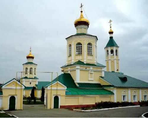 Мероприятие пройдет в Иоанно-Богословском Макаровском мужском монастыре