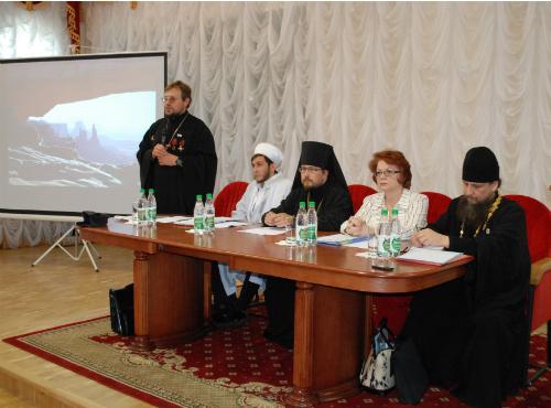 Участники семинара «Создание системы трезвенного просвещения в Приволжском федеральном округе»