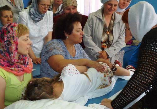 уход за лежачими больными в больнице