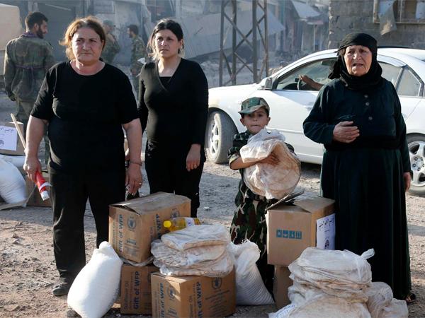 Жертвами конфликта в Сирии стали 93 тысячи человек