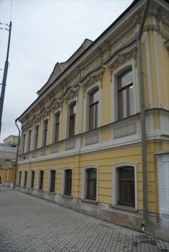 Елизаветинскую гимназию после пожара планируется отремонтировать к началу учебного года
