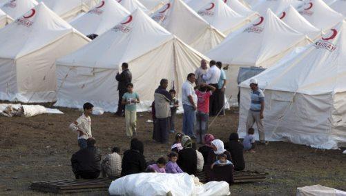 К концу года число беженцев в Сирии может достичь 3,5 миллионов