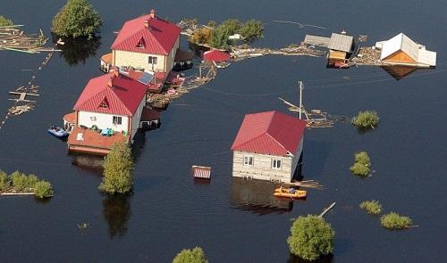 В Церкви объявлен сбор средств для помощи пострадавшим от наводнения в 2013 году