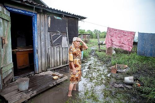 2013 наводнение в еао фото