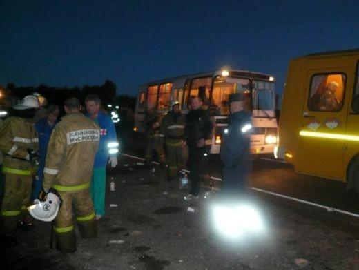 Священники навестили пострадавших в аварии в Псковской области