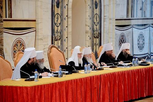 Заседание Межсоборного присутствия