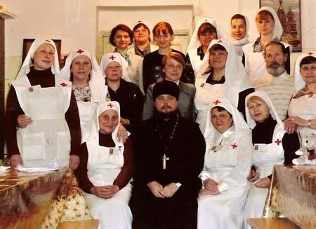 Принято Положение об организации сестричеств и братств диаконической направленности Русской Православной Церкви