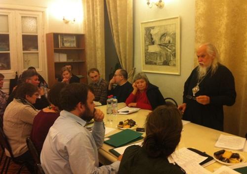 Заседание Координационного центра помощи бездомным возглавил епископ Орехово-Зуевский Пантелеимон