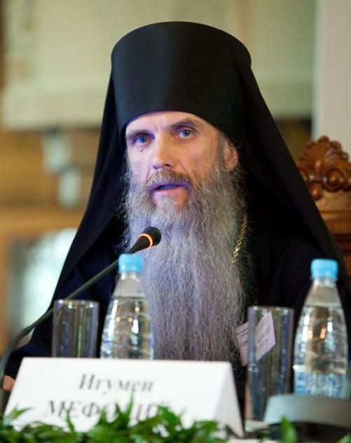 Игумен Мефодий (Кондратьев) возглавит Каменскую епархию