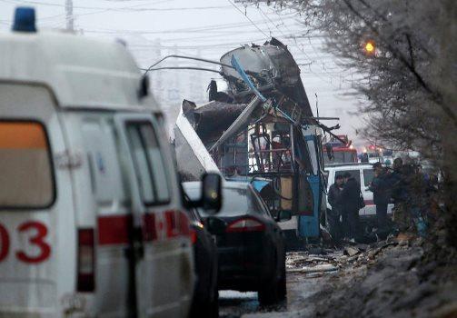 Теракты в Волгограде 29 и 30 декабря унесли жизни общей сложностью 31 человека.