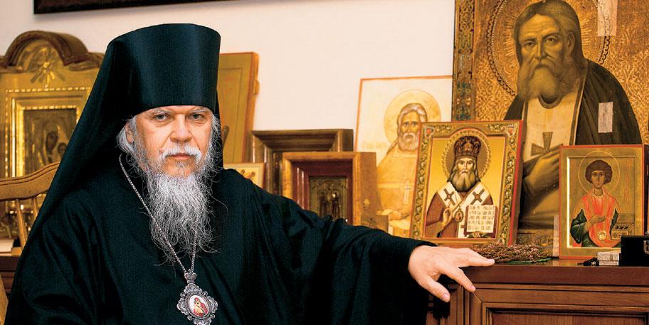 Епископ Пантелеимон: «Принятие правильного решения — это не ход мысли, это изменение духа»