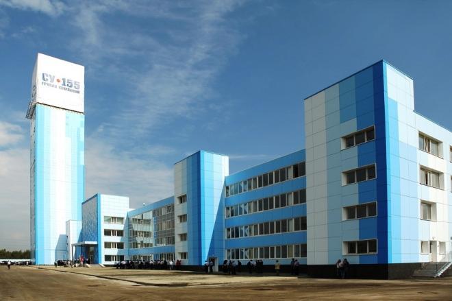Серпуховский лифтостроительный завод, где состоялось заседание Правительственной комиссии по вопросам охраны здоровья