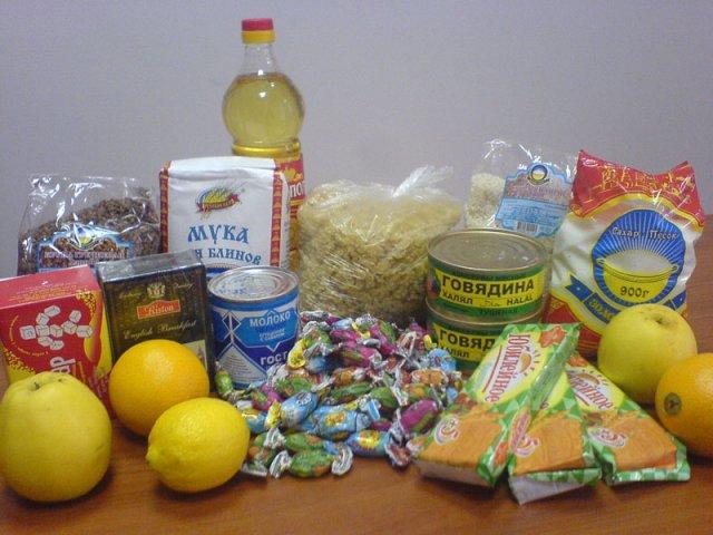 Служба помощи «Милосердие» объявила сбор продуктовой помощи для нуждающихся