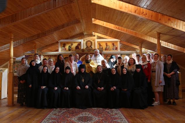 Участники курсов повышения квалификации руководителей и сотрудников церковных приютов