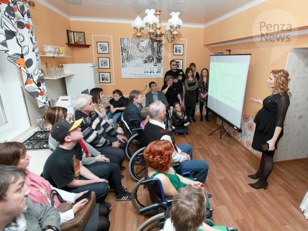 В центре проживают 6 воспитанников. Все они – выпускники Нижнеломовского дома-интерната