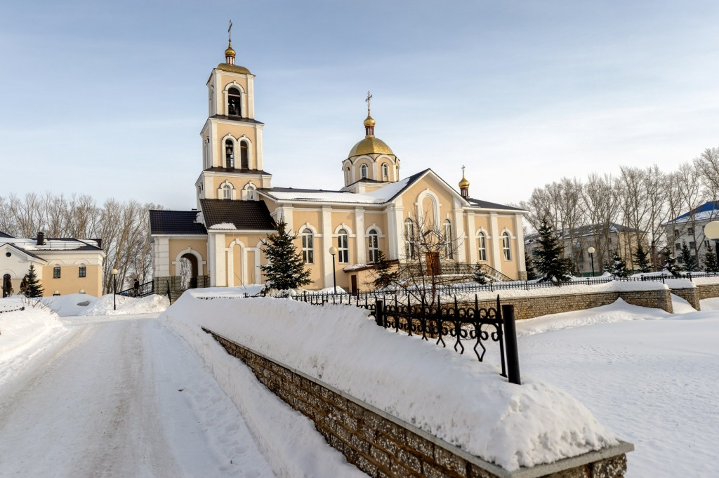 Успенский кафедральный собор г. Салавата