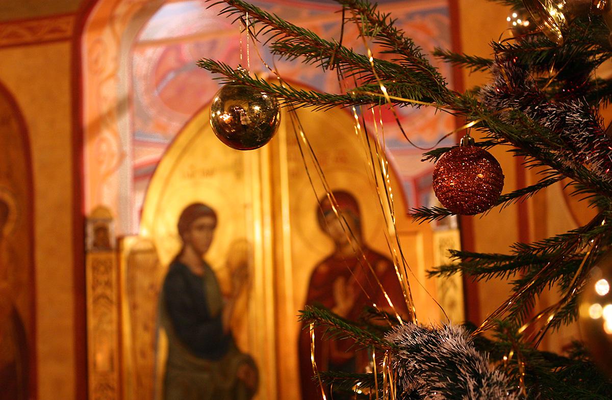 На интернет-семинаре расскажут, как организовать празднование Рождества Христова на приходе