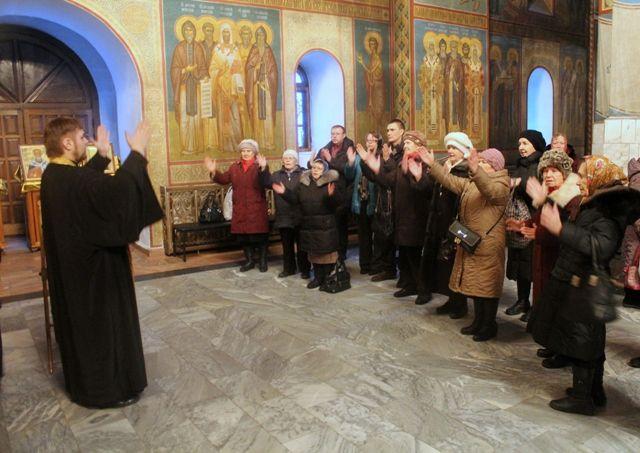 Фото: пресс-служба Кузбасской митрополии