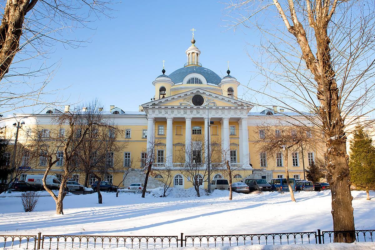 В храме св. блгв. цар. Димитрия при Первой градской больнице 22 января будет совершена Божественная литургия с сурдопереводом
