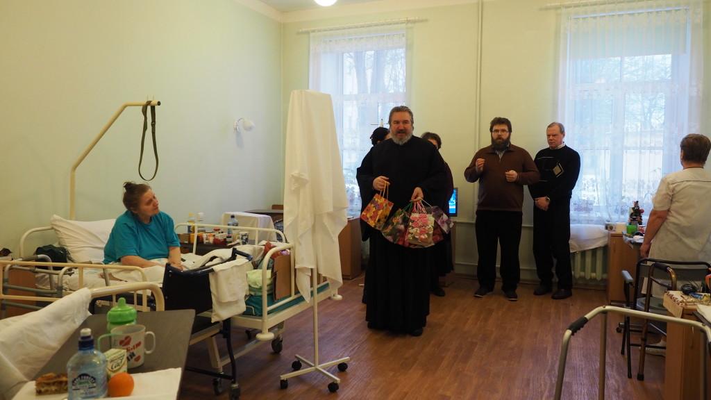Фото: Отдел по церковной благотворительности Санкт-Петербургской епархии