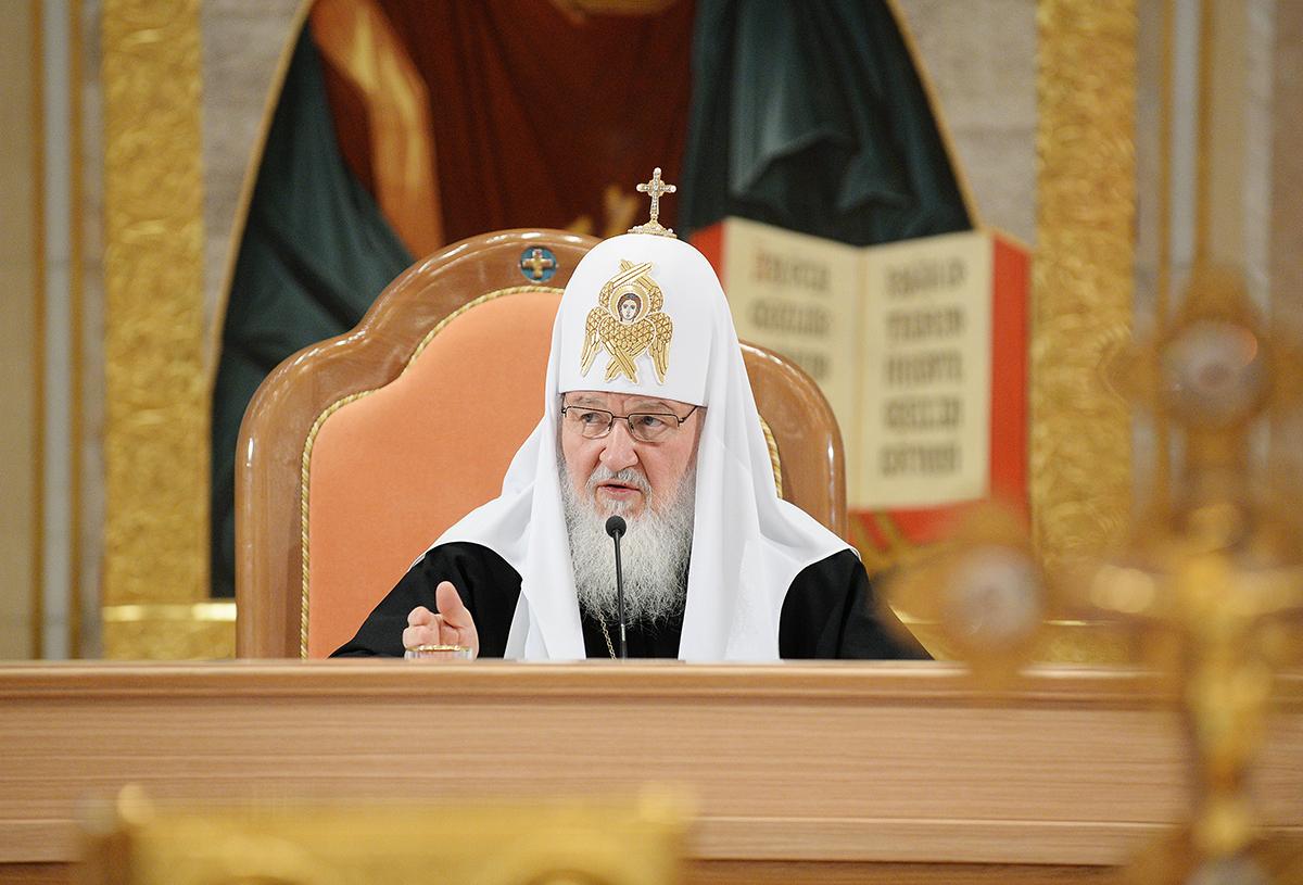 Святейший Патриарх Кирилл: дела милосердия — наиболее перспективное направление для добровольчества