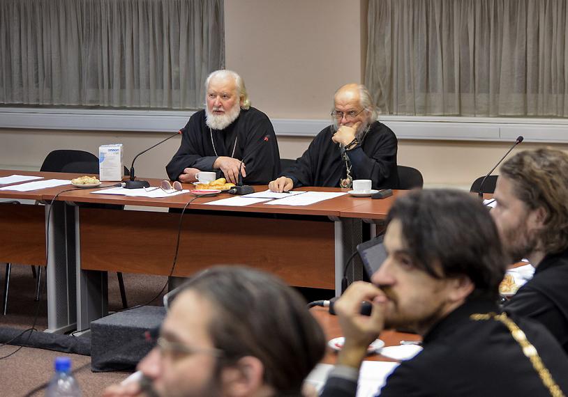 В Москве прошел третий пастырский семинар по вопросам социального служения