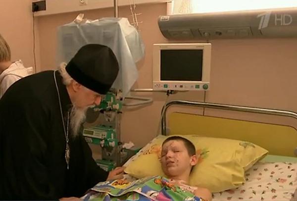 Епископ Пантелеимон: мы молимся об Украине на каждой Литургии и будем дальше молиться, чтобы детки выздоровели