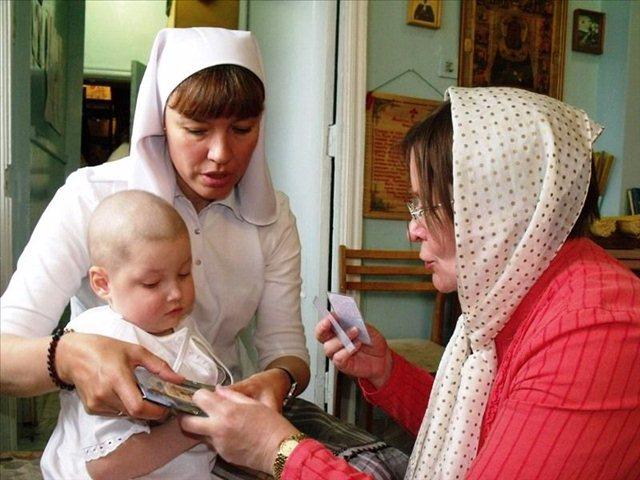 Фото: Православная Служба Милосердия Отдела социального служения Екатеринбургской епархии