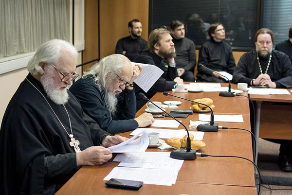 В семинаре приняли участие 23 московских священнослужителя