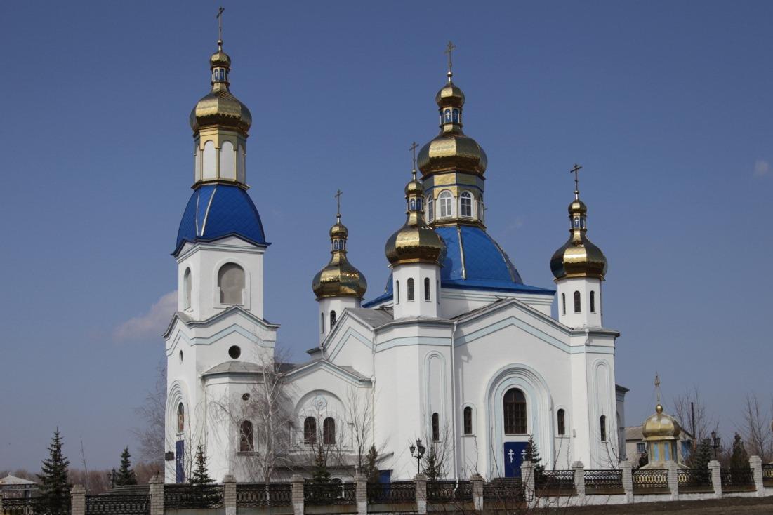 Кафедральный собор в честь Рождества Пресвятой Богородицы города Ровеньки