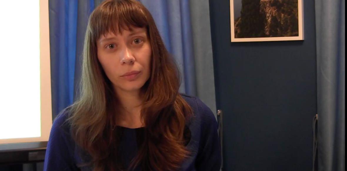 Старший юрист Синодального отдела по благотворительности Наталья Старинова