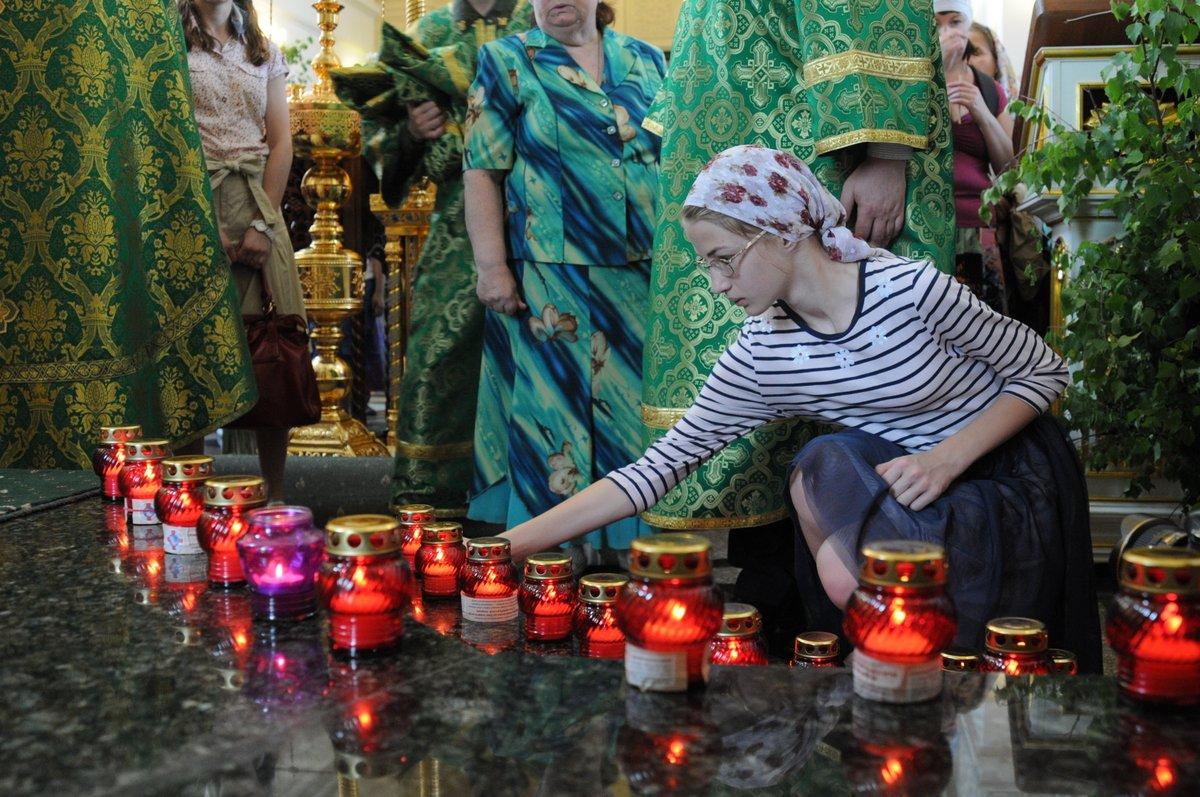 В Екатеринбурге прошла акция «В защиту жизни» в память о нерождённых младенцах
