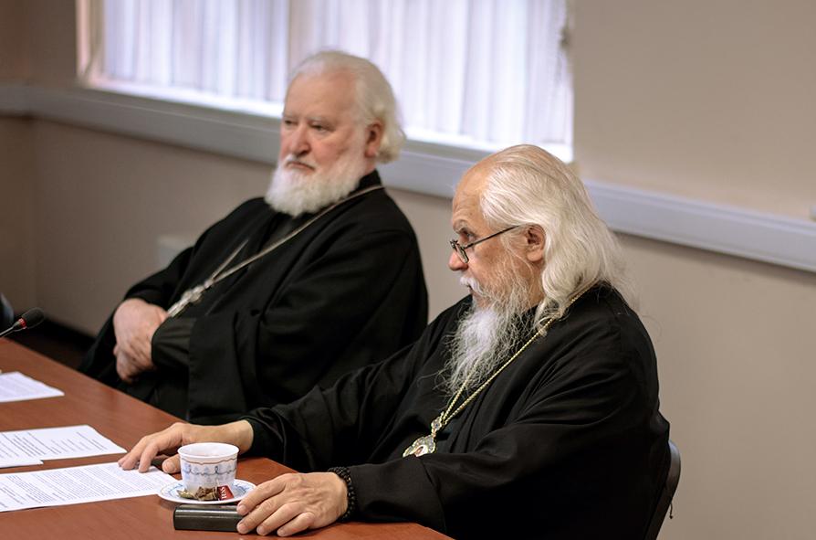 На Пастырском семинаре в ПСТГУ обсудили рекомендации для священнослужителей, ставших случайными свидетелями ЧП