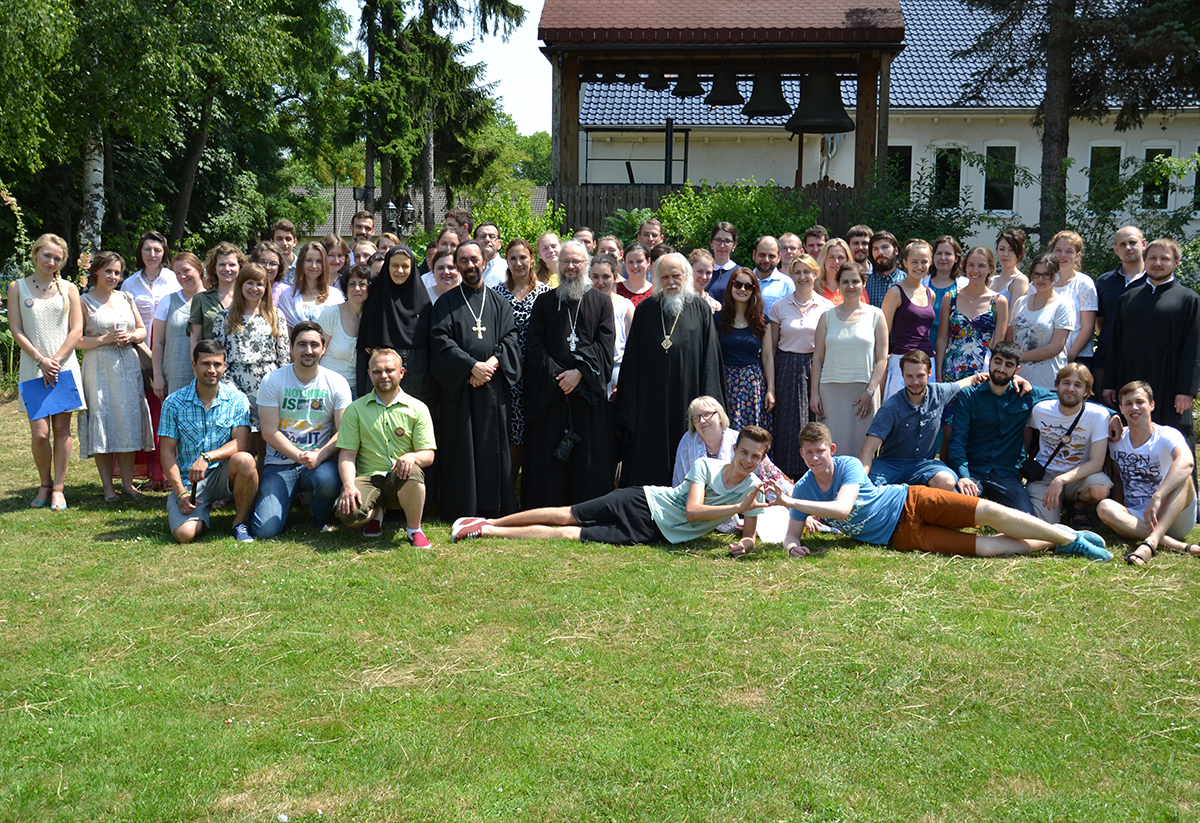 На День православного волонтера в Кёльн приехали около 80 человек из России, Германии, Австрии и Израиля