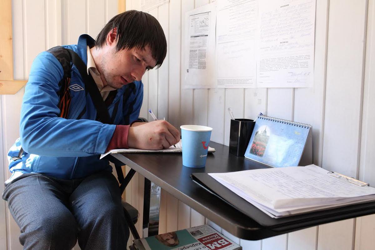 Парикмахерскую для бездомных откроет в Москве православная служба «Милосердие»