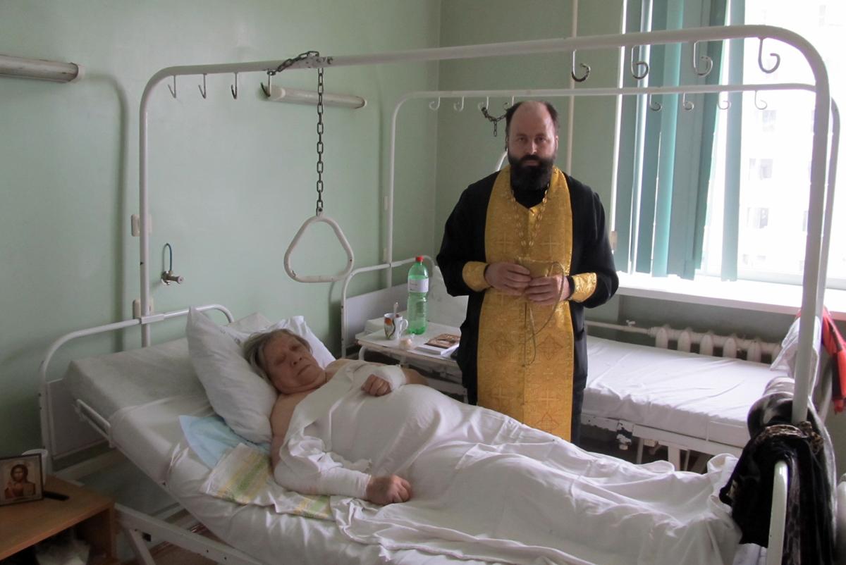 По словам Марии Ивановны, в страшной аварии на трассе Хабаровск-Комсомольск-на-Амуре ей помог выбраться из автобуса «мужчина с бородой». Как выяснилось позже, это был игумен Тихон (Тюрюмин)