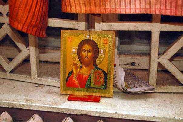 В Нижнем Новгороде бездомным проповедуют Евангелие