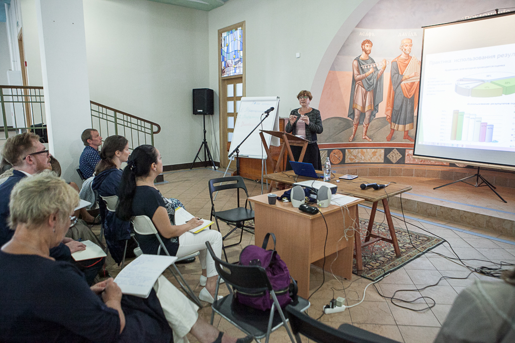 Семинар по оценке социальных проектов НКО прошел в Санкт-Петербурге