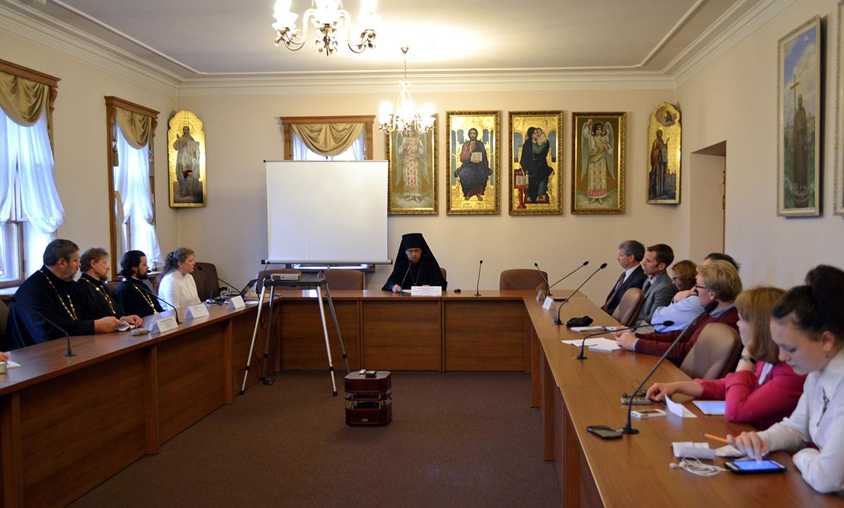 Пресс-конференция по итогам проекта прошла в ОВЦС 4 сентября