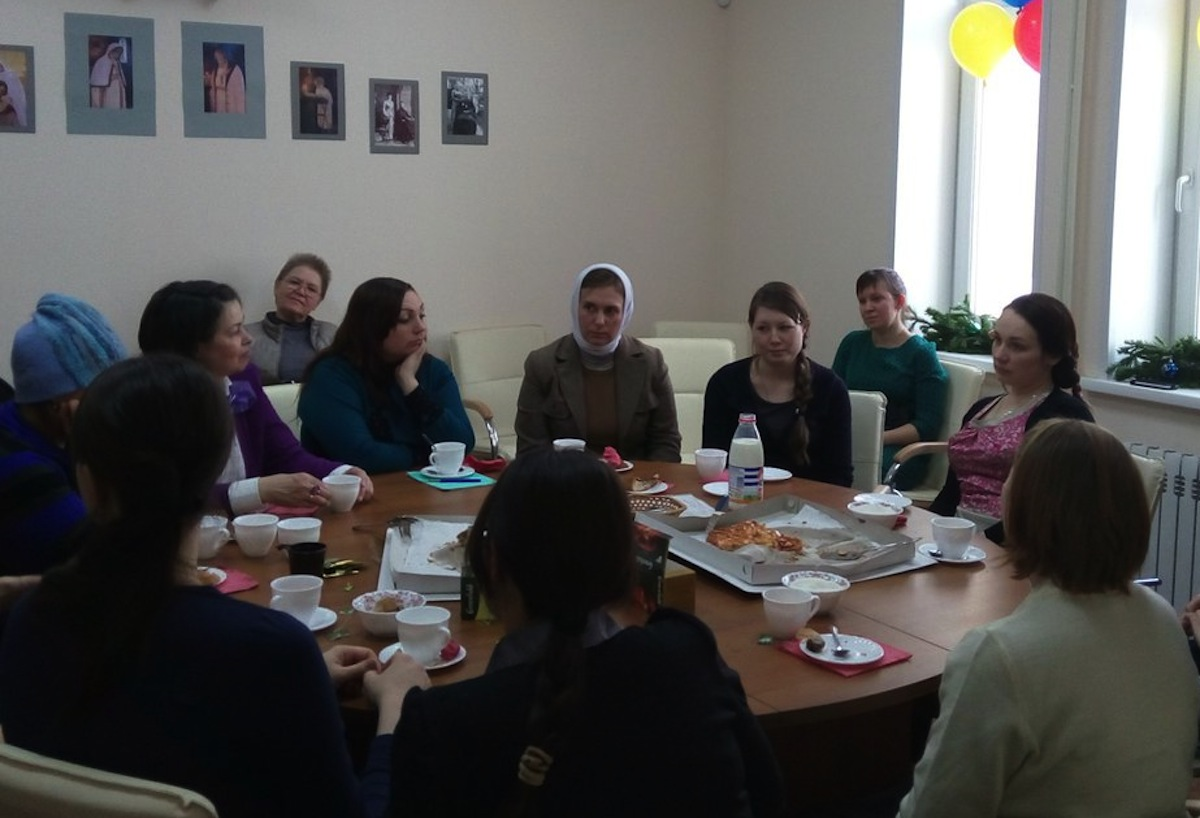 Школу для будущих родителей открыла Кемеровская епархия и региональное общество православных врачей