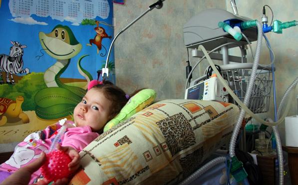 Детский хоспис откроется в Подмосковье в середине 2016 года