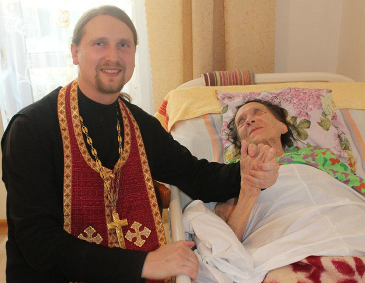 Церковь открыла в Хабаровске новый приют для пожилых