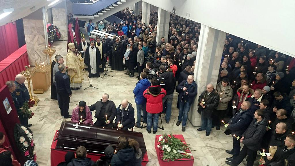 Святейший Патриарх Кирилл выразил соболезнования в связи с трагедией на шахте «Северная»