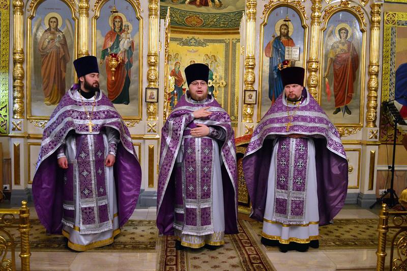 В Ижевске прошло первое богослужение с сурдопереводом