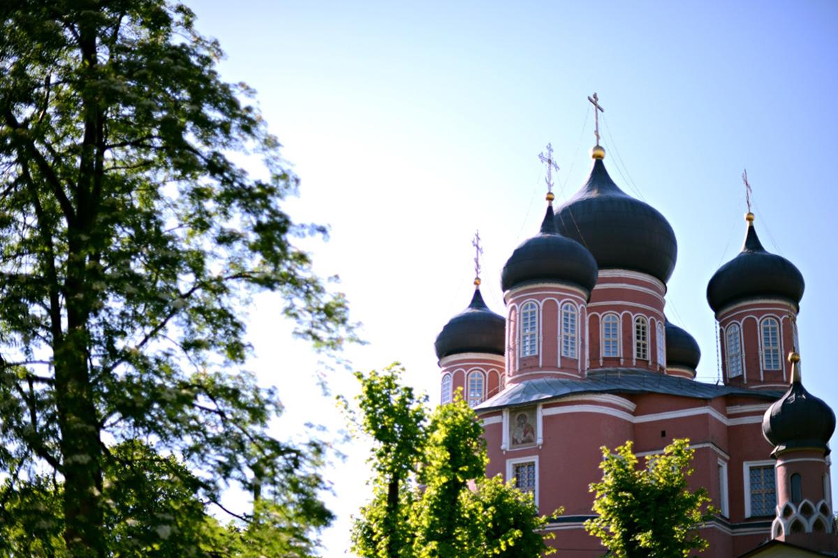 В Донском монастыре создают социальный центр и приглашают добровольцев