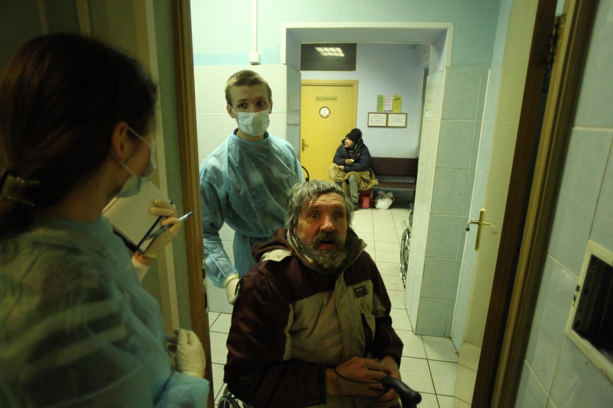 В Москве волонтеров обучат помощи бездомным