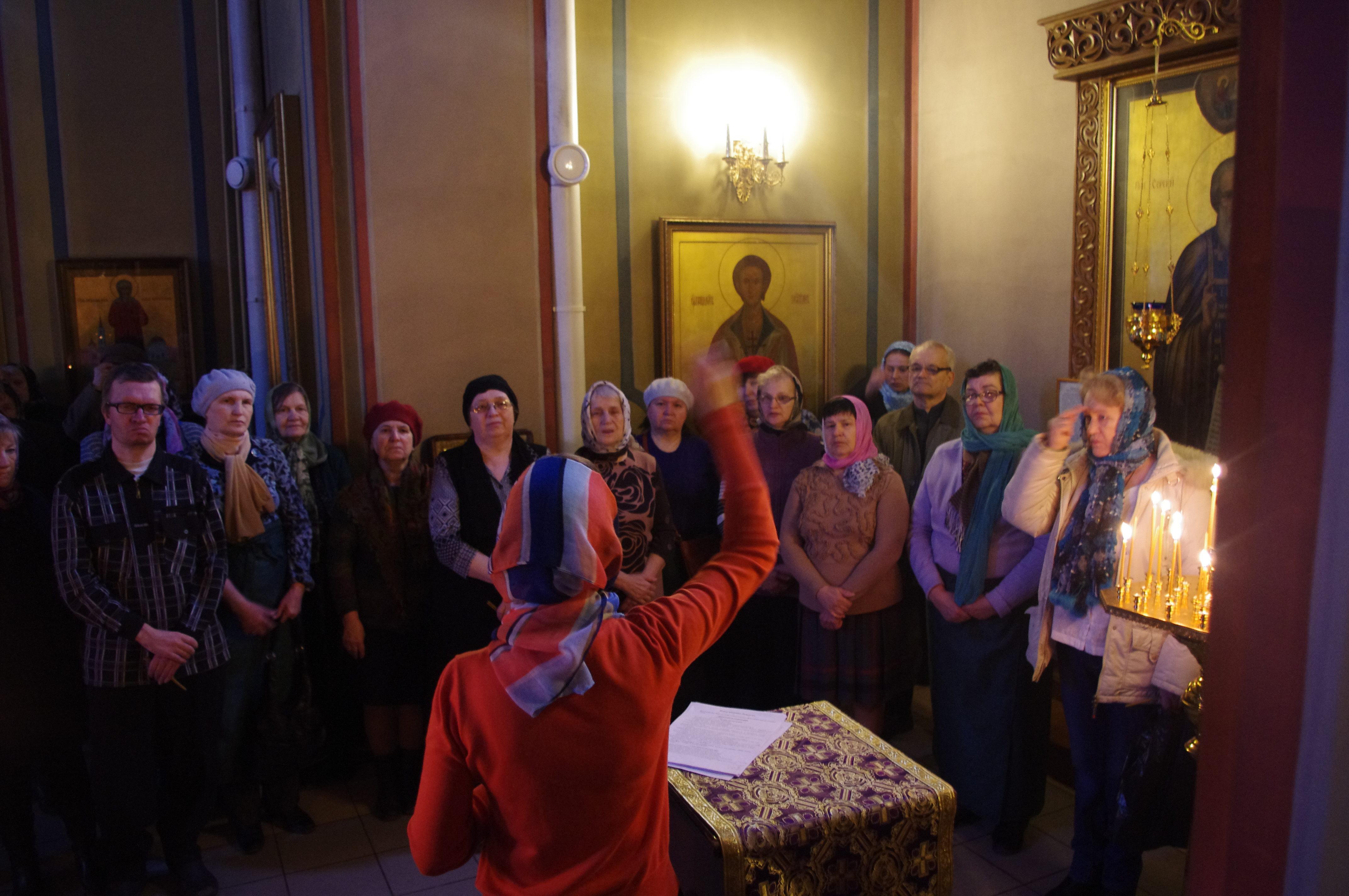 В Казани прошло первое богослужение с переводом на жестовый язык