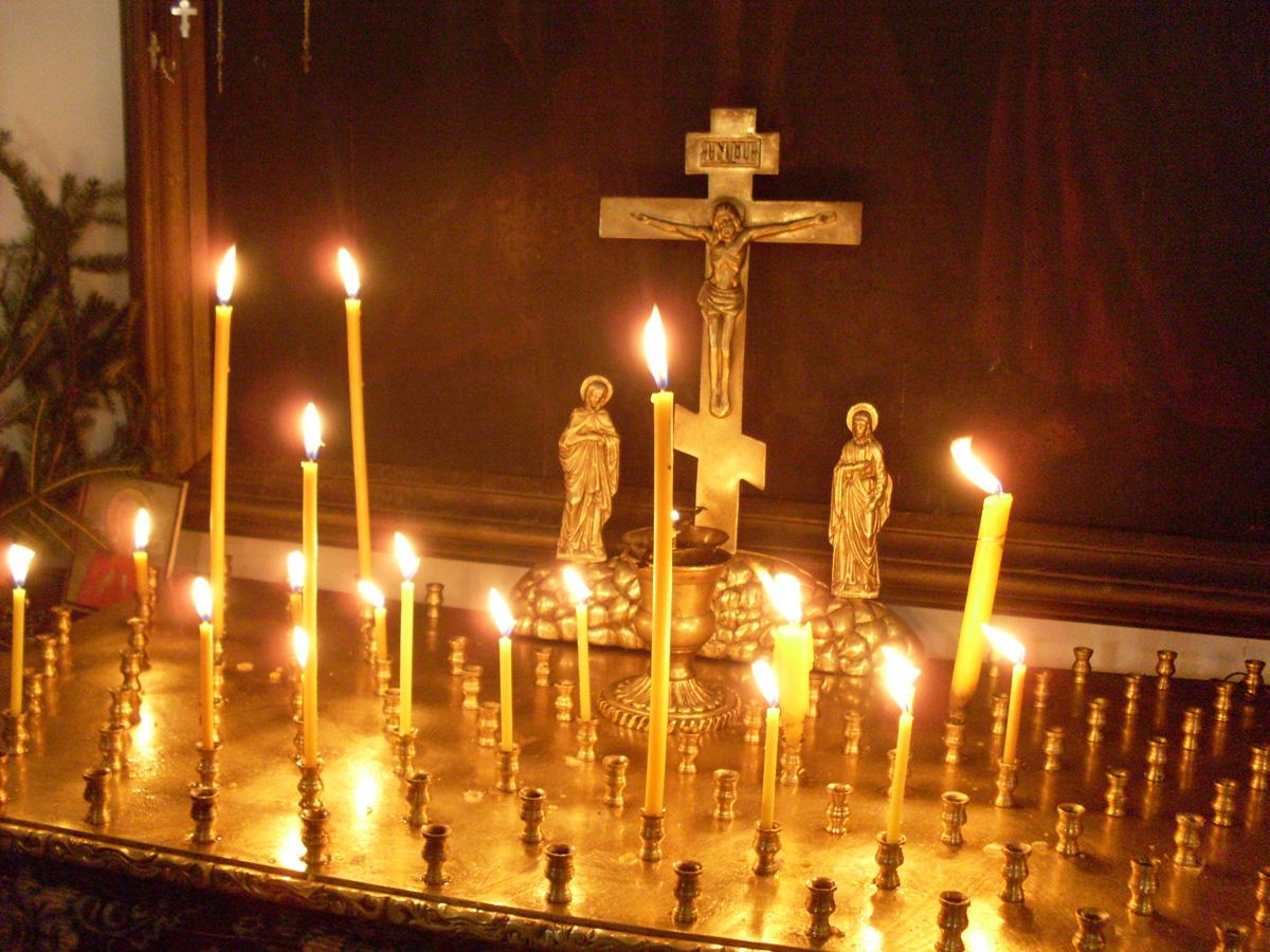 Во Всемирный день памяти жертв СПИДа во всех храмах Русской Православной Церкви будут совершаться заупокойные богослужения
