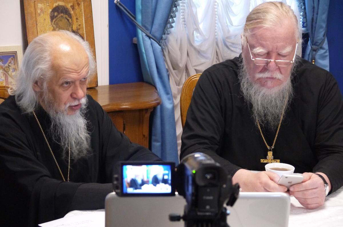 О семье: беседа епископа Пантелеимона и отца Димитрия Смирнова